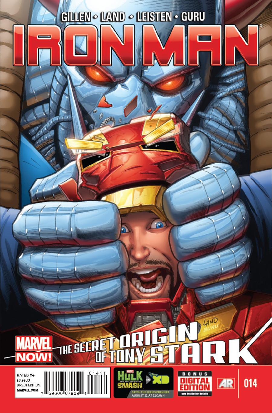 iron man dh2