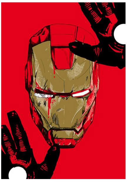 Raid71 Iron Man