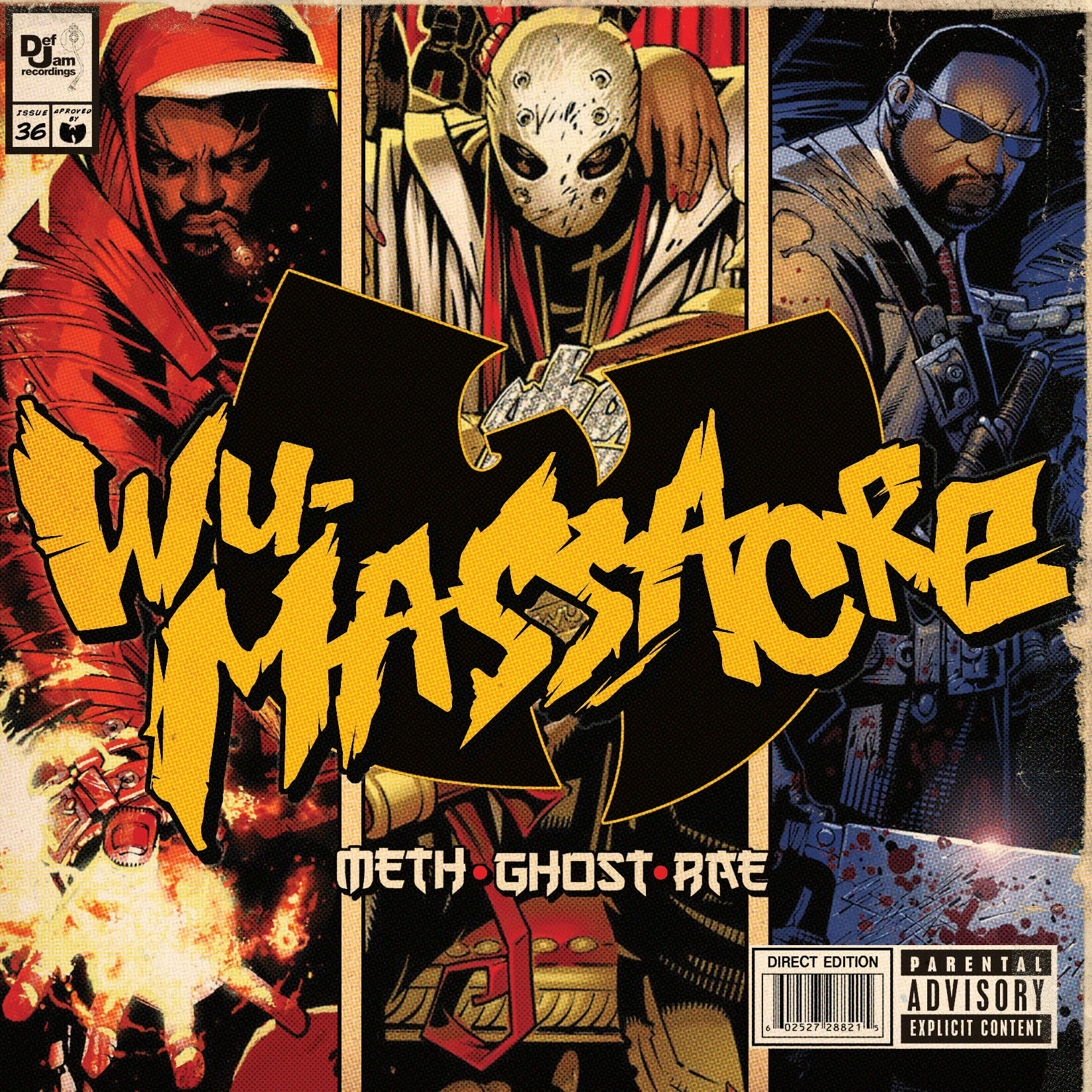 wu massacre cover